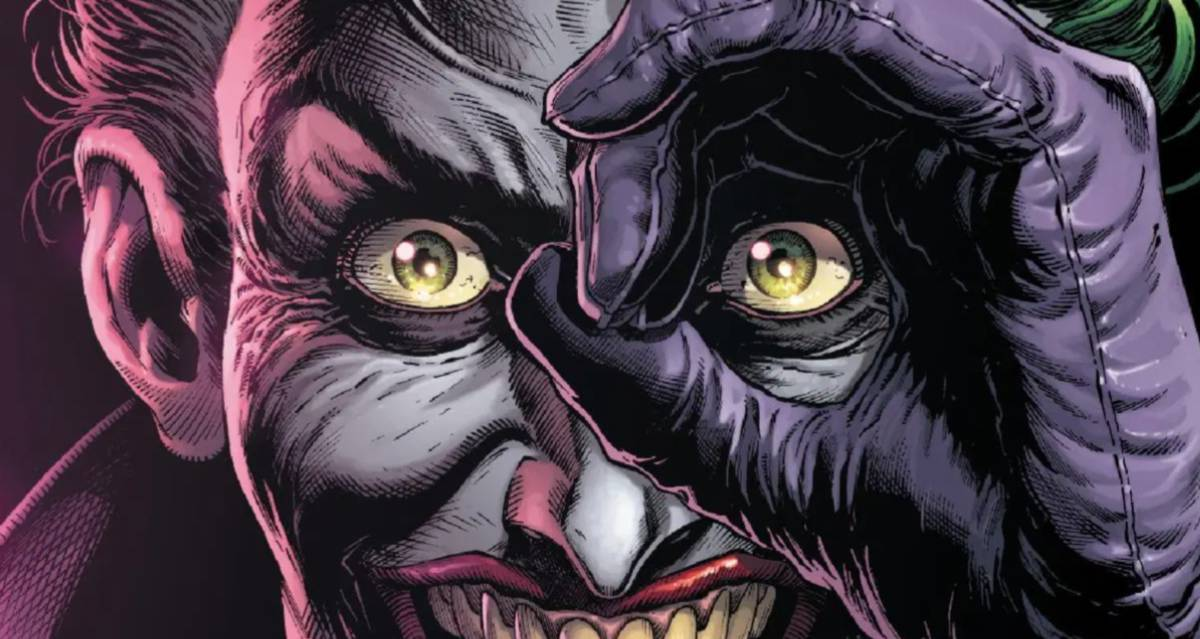 Comic Reviews - Batman Three Jokers #3