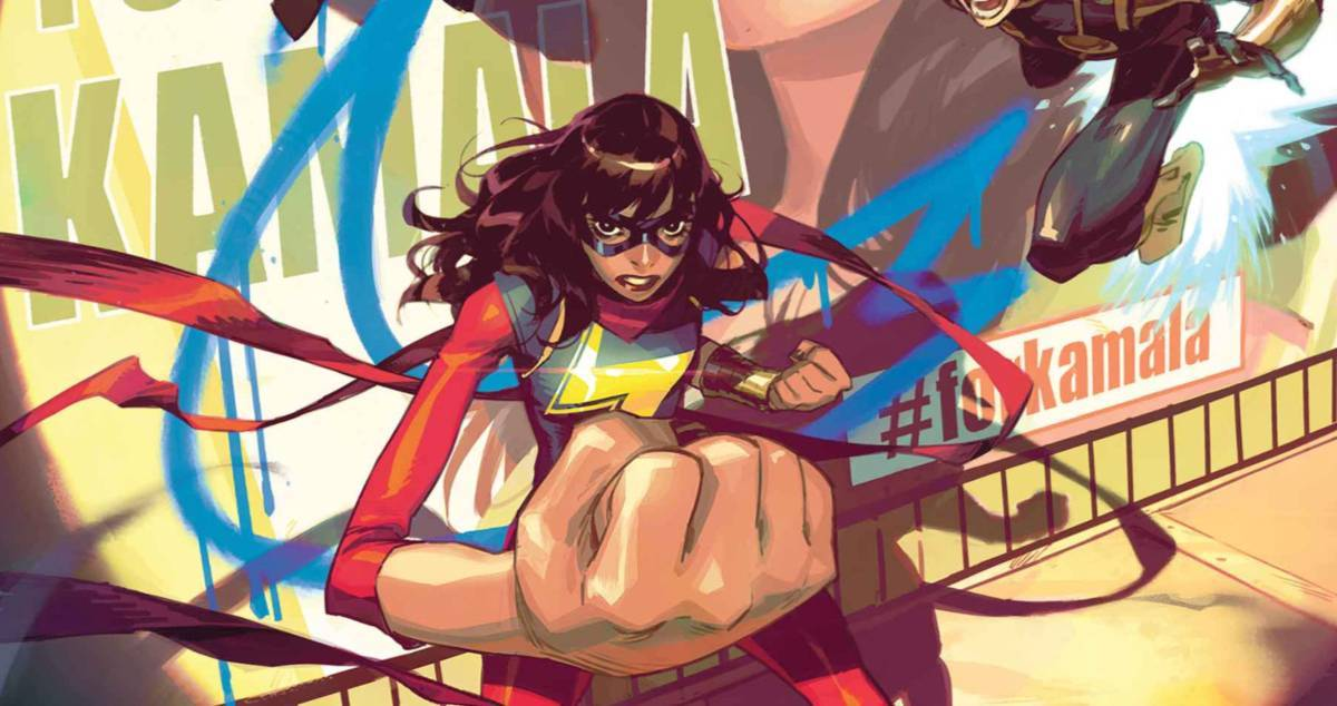 Comic Reviews - Champions #1
