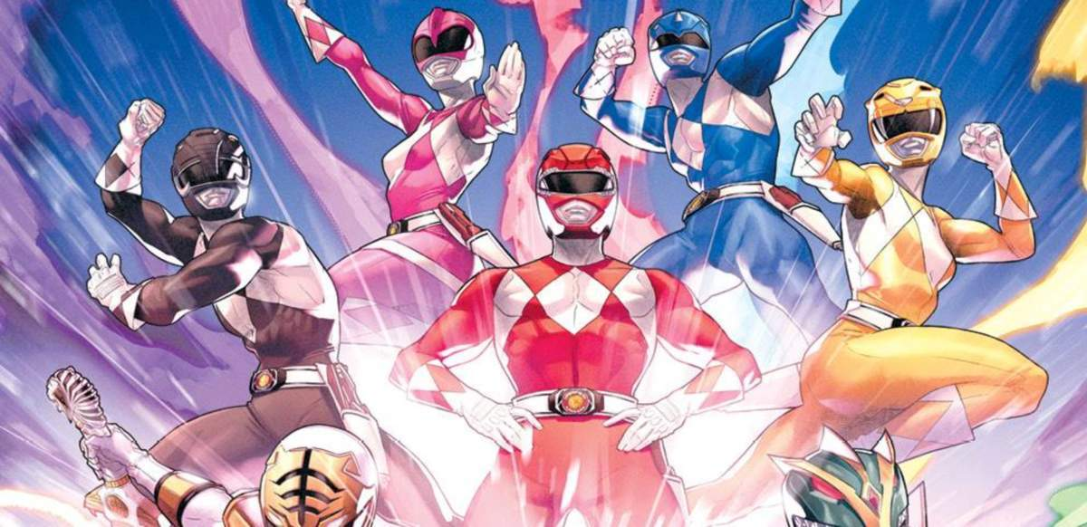 Comic Reviews - Mighty Morphin Power Rangers #55
