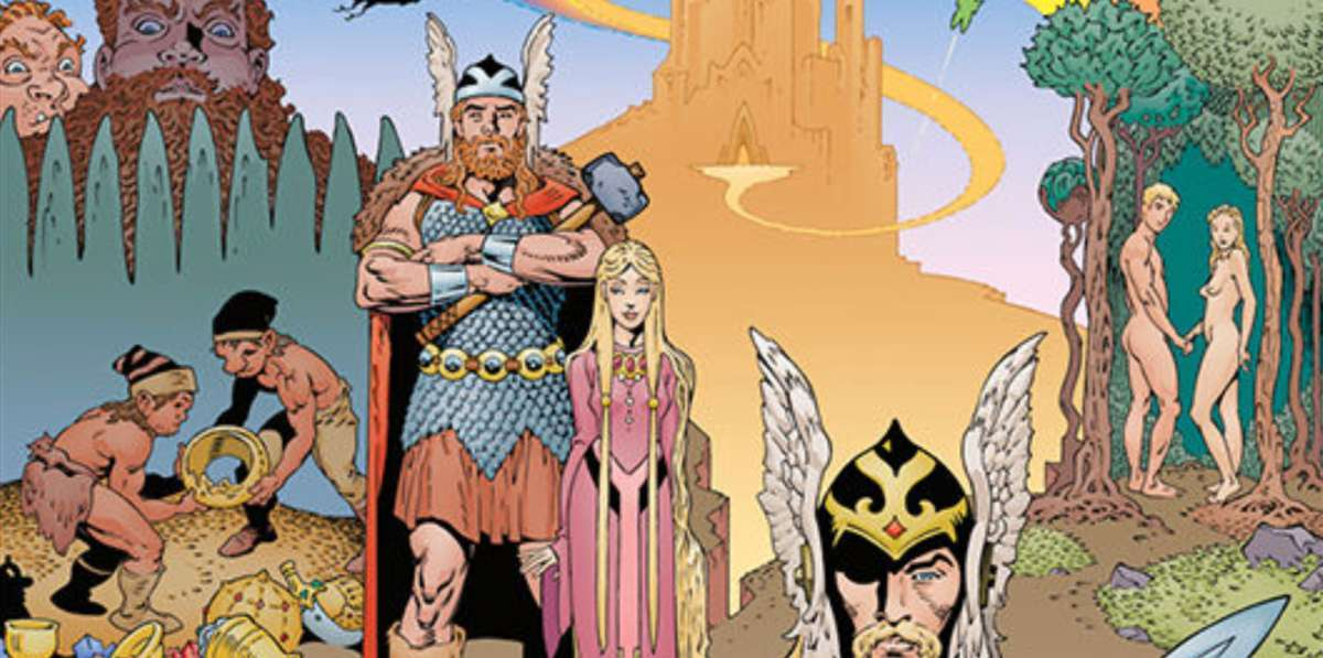 Comic Reviews - Norse Mythology #1