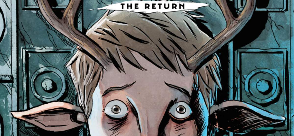Comic Reviews - Sweet Tooth The Return #1