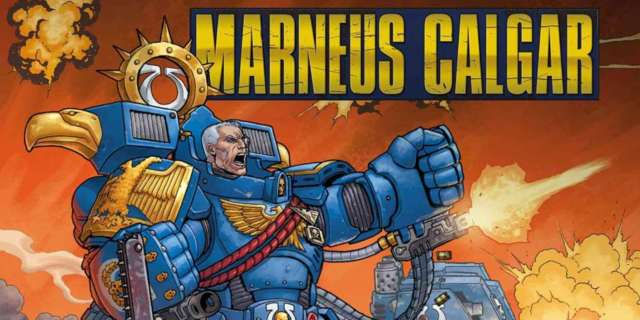Comic Reviews - Warhammer 40000 Marneus Calgar #1