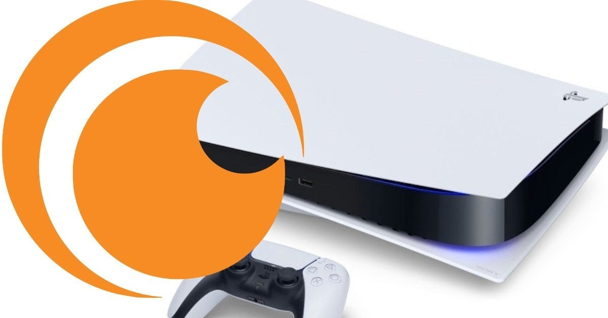 Crunchyroll PlayStation 5 Launch Apps PS5 (1)