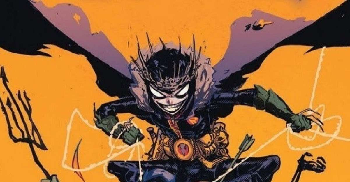 Dark Nights Death Metal Robin King