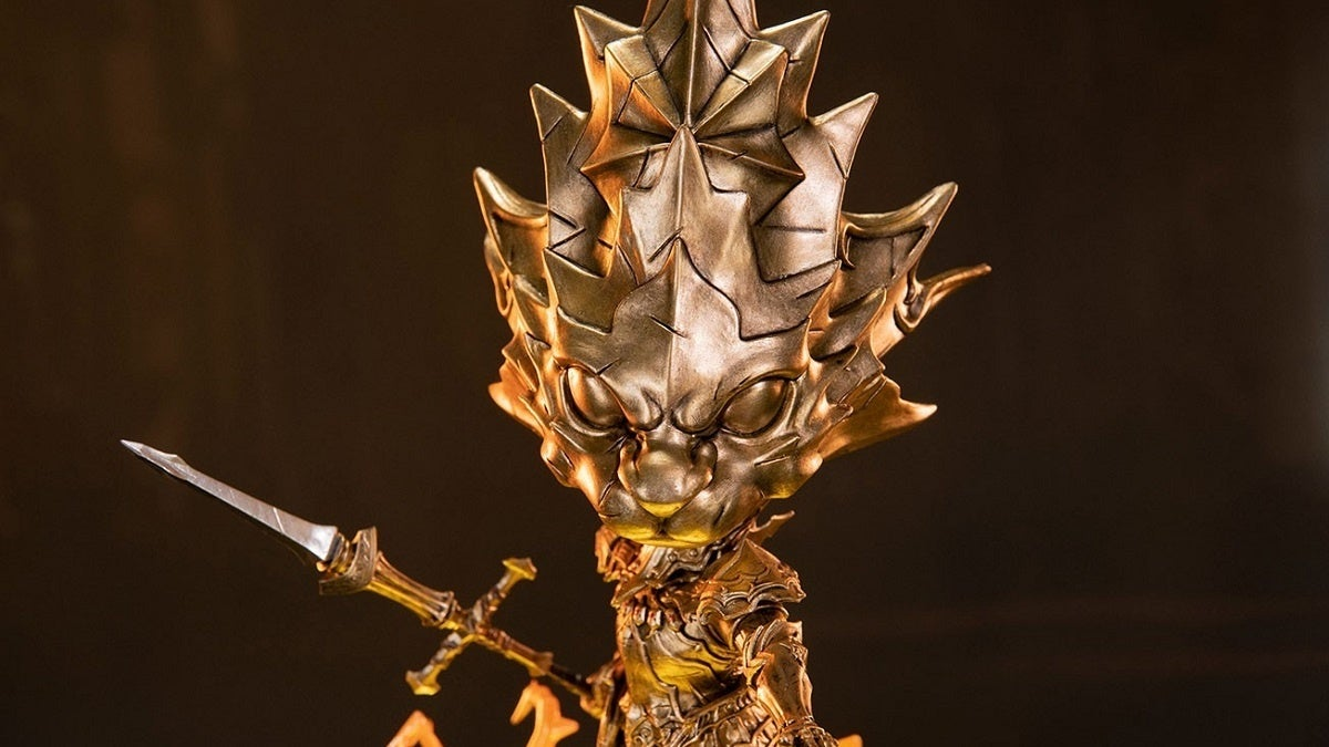 Dark Souls Dragon Slayer Ornstein