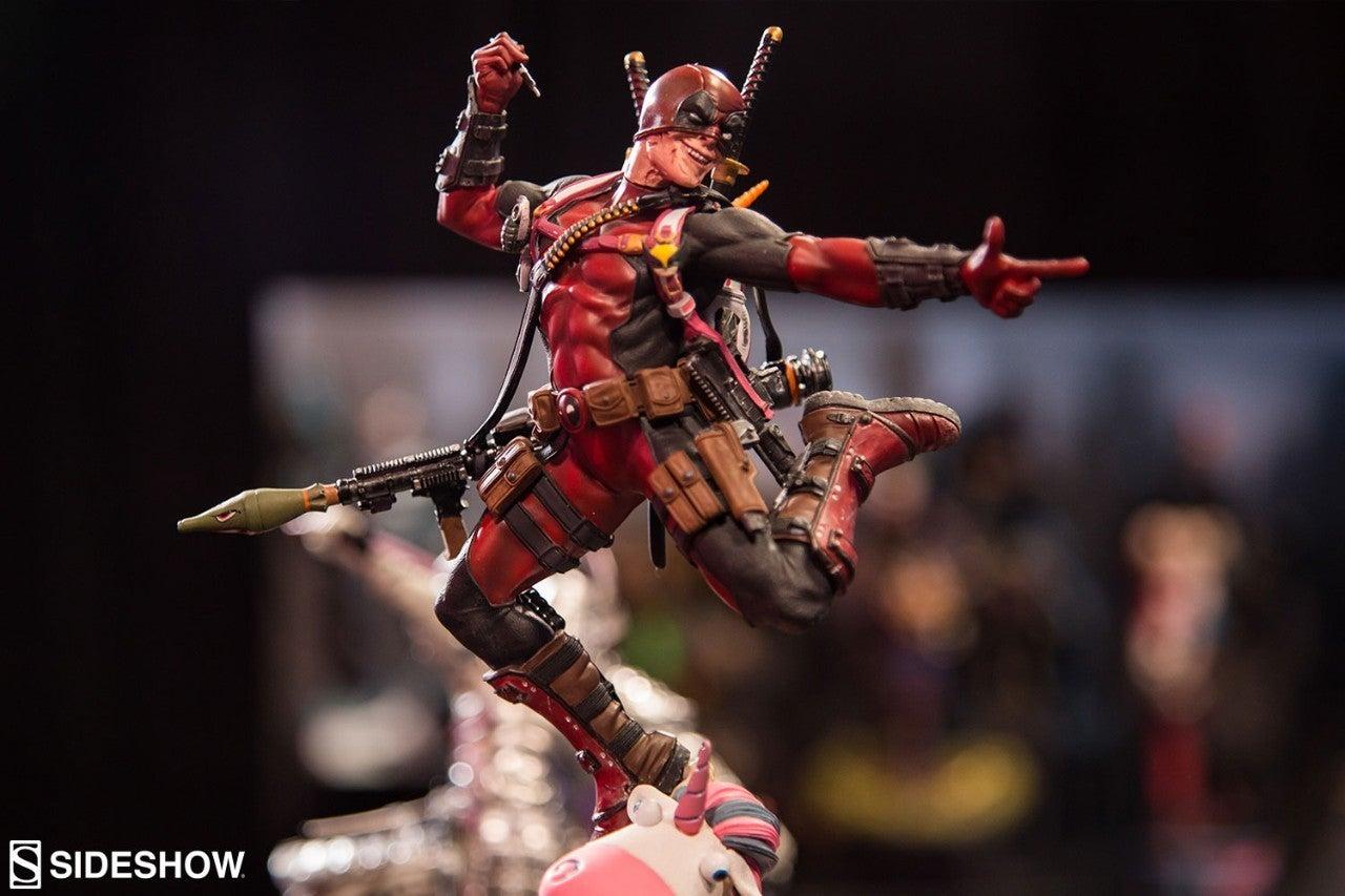 Deadpool - 1:10 Scale - Iron Studios