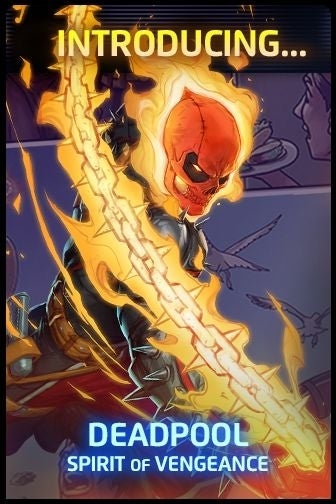 deadpool ghost rider 3