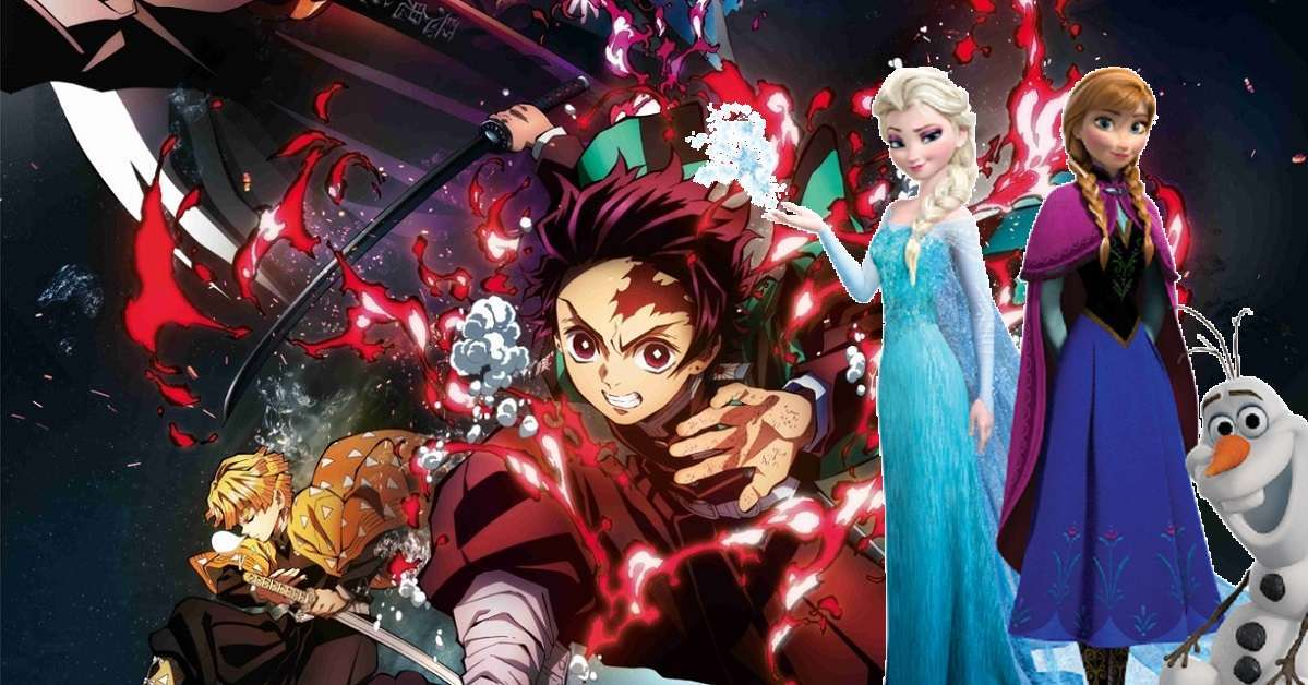 Demon Slayer Frozen 2