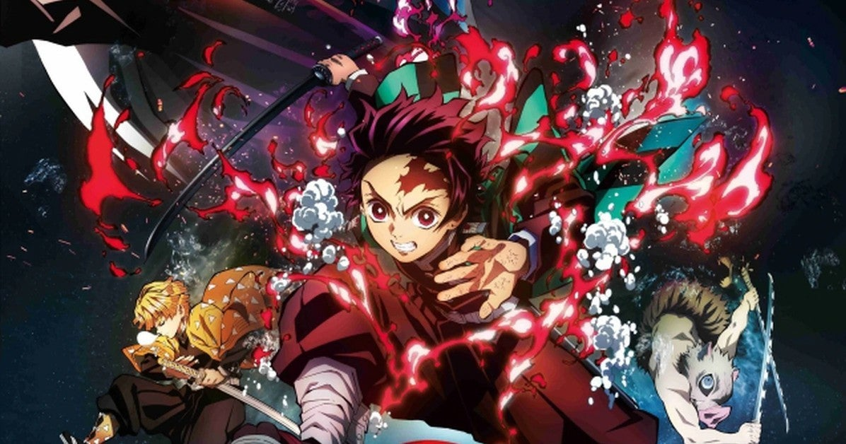 Demon Slayer Movie Mugen Train International Release Dates