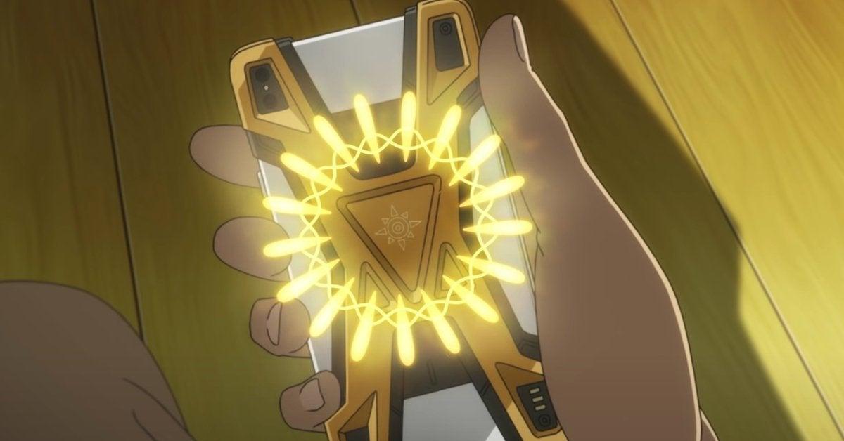 Digimon Adventure Last Evolution Kizuna New Digivice
