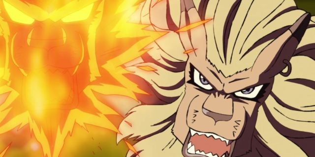Digimon Adventure Leomon Reboot Debut Anime