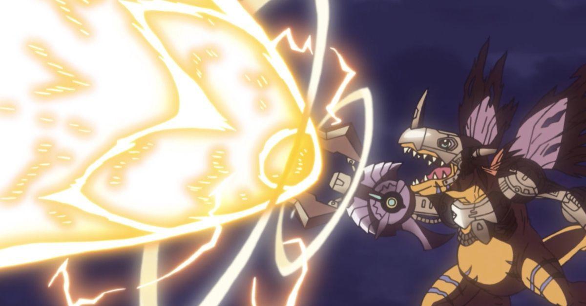 Digimon Adventure Metalgreymon Alteros Mode Upgrade Anime