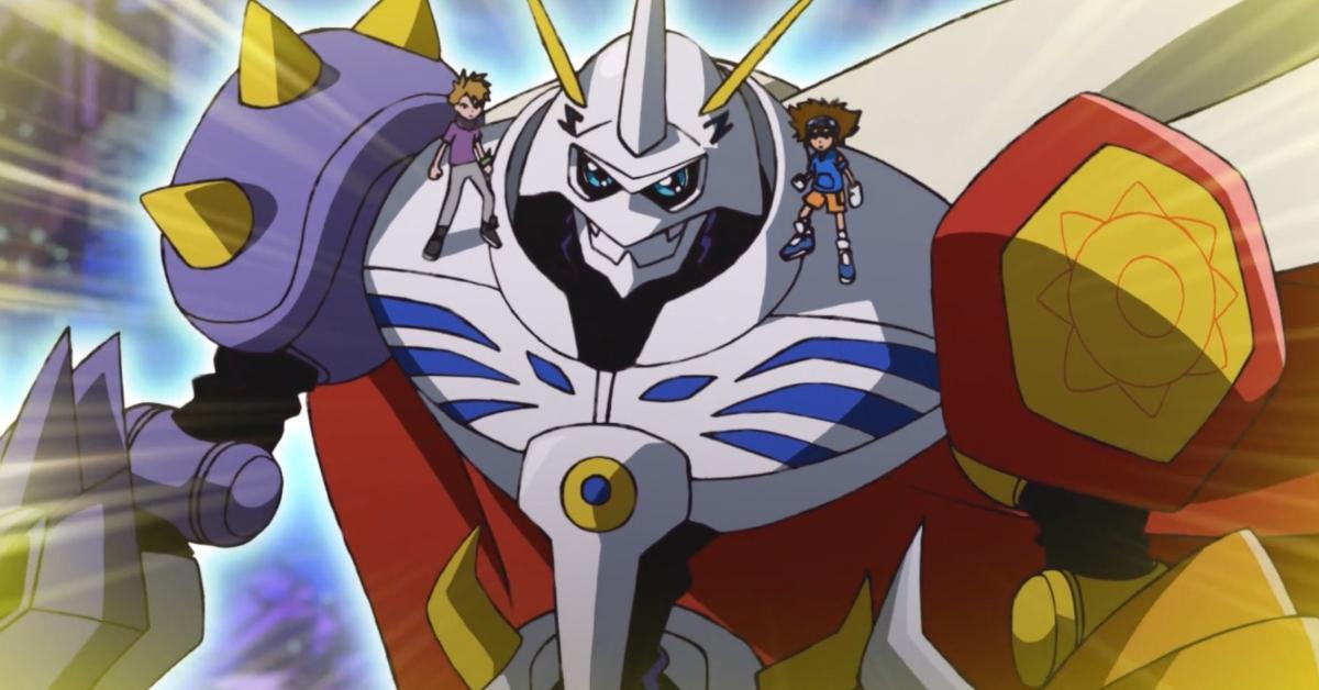 Digimon Adventure Omnimon Return Reboot Anime