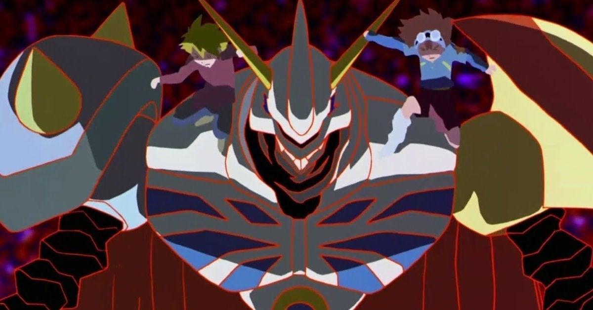 Digimon The Movie 20th Anniversary