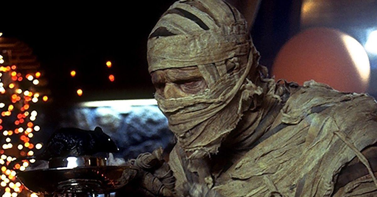 disney under wraps mummy remake disney plus
