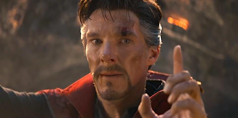 doctor strange one future