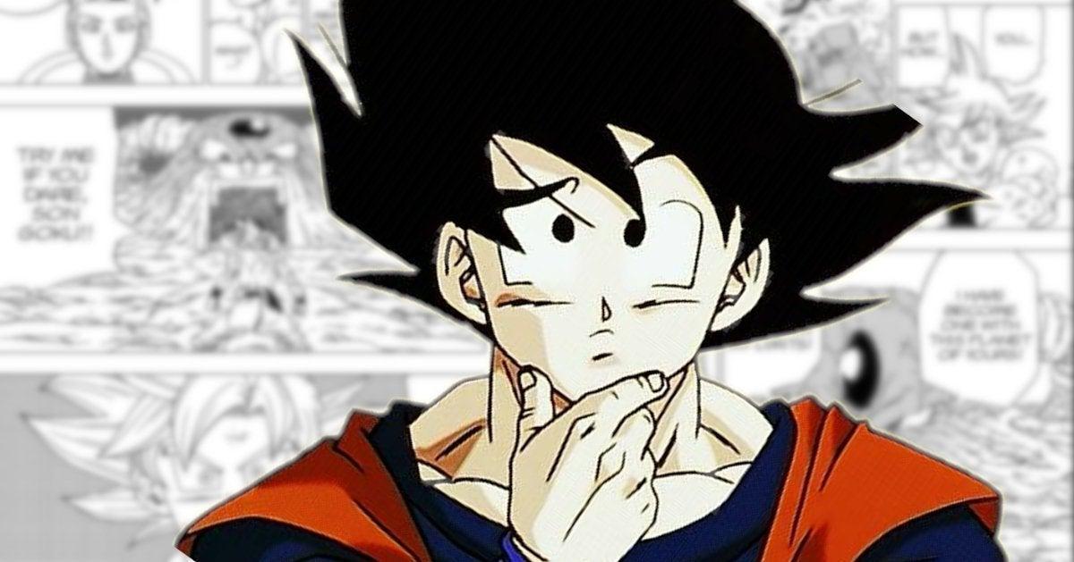 Dragon Ball Super Goku Destroy Earth Moro Galaxy Manga 65 Spoilers