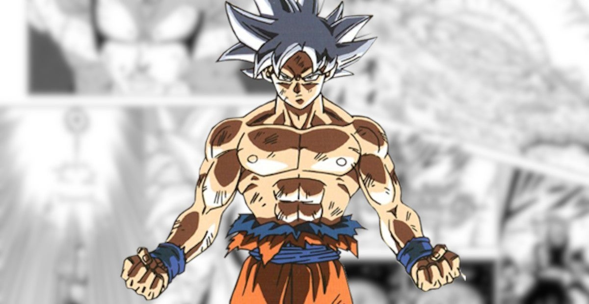 Dragon Ball Super Goku Ultra Instinct Dragon Punch Moro