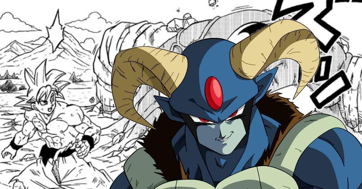 Dragon Ball Super Moro Earth