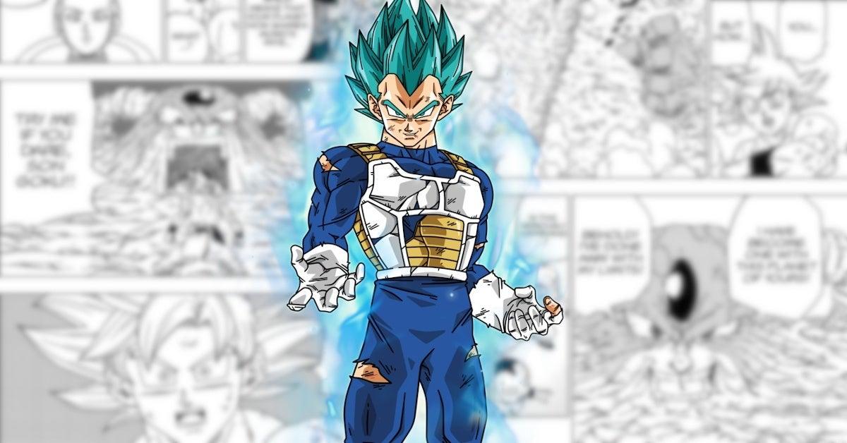Dragon Ball Super Vegeta Goku Force Spirit Fission Moro Manga 65 Spoilers