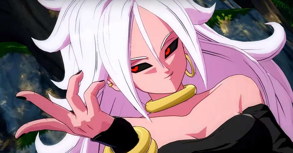 Dragon Ball Z Cosplay Android 21