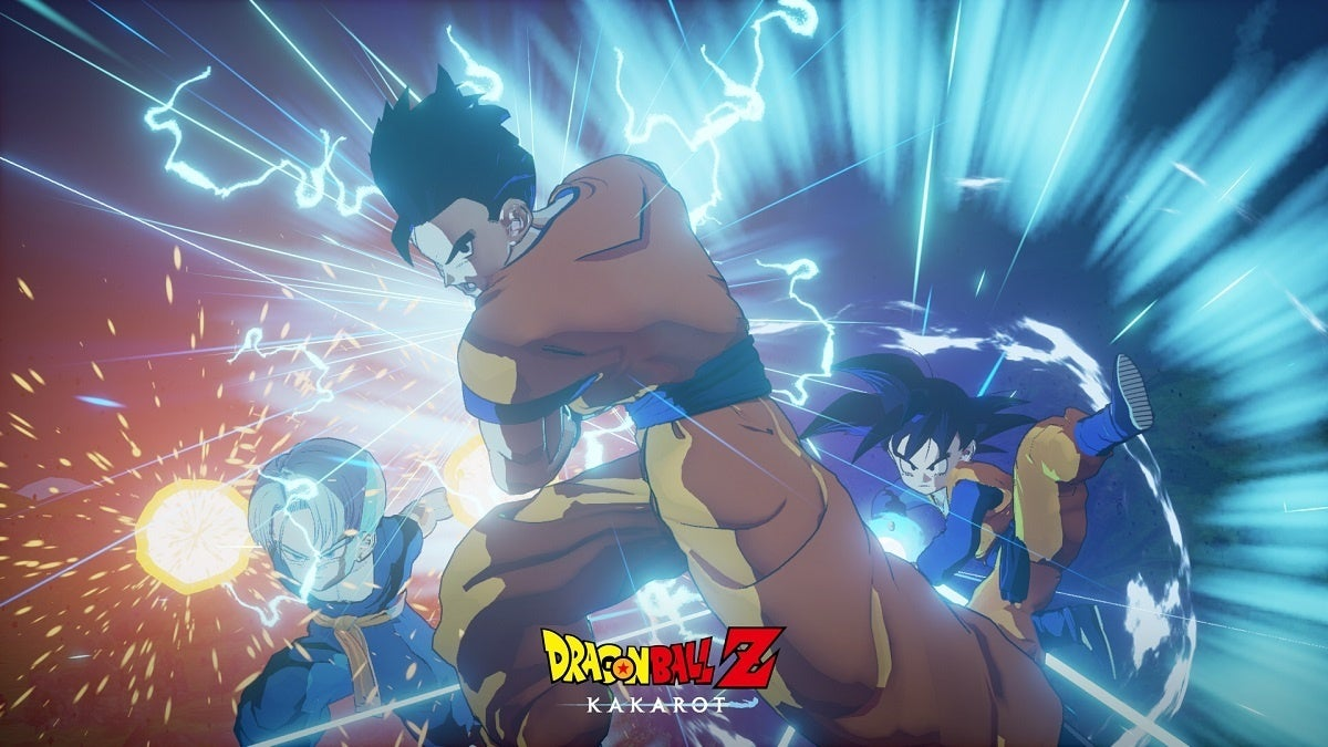 Dragon Ball Z Kakarot DLC