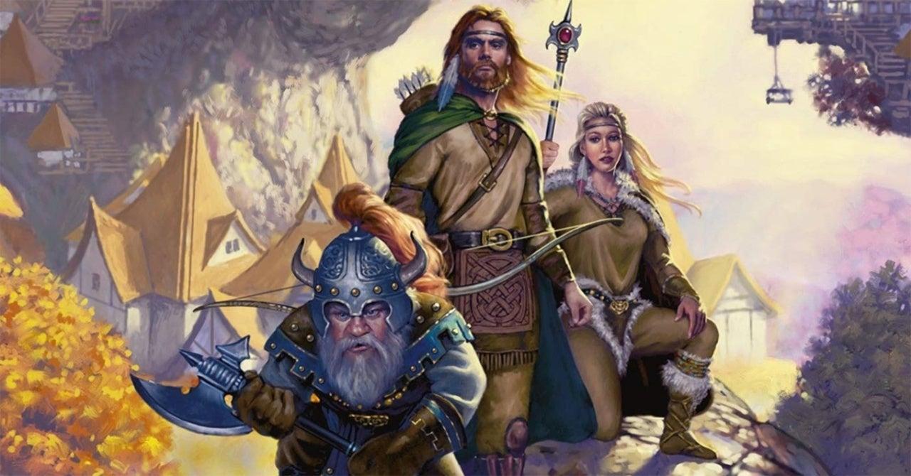 Joe Manganiello Calls Dragonlance the Star Wars of Dungeons & Dragons