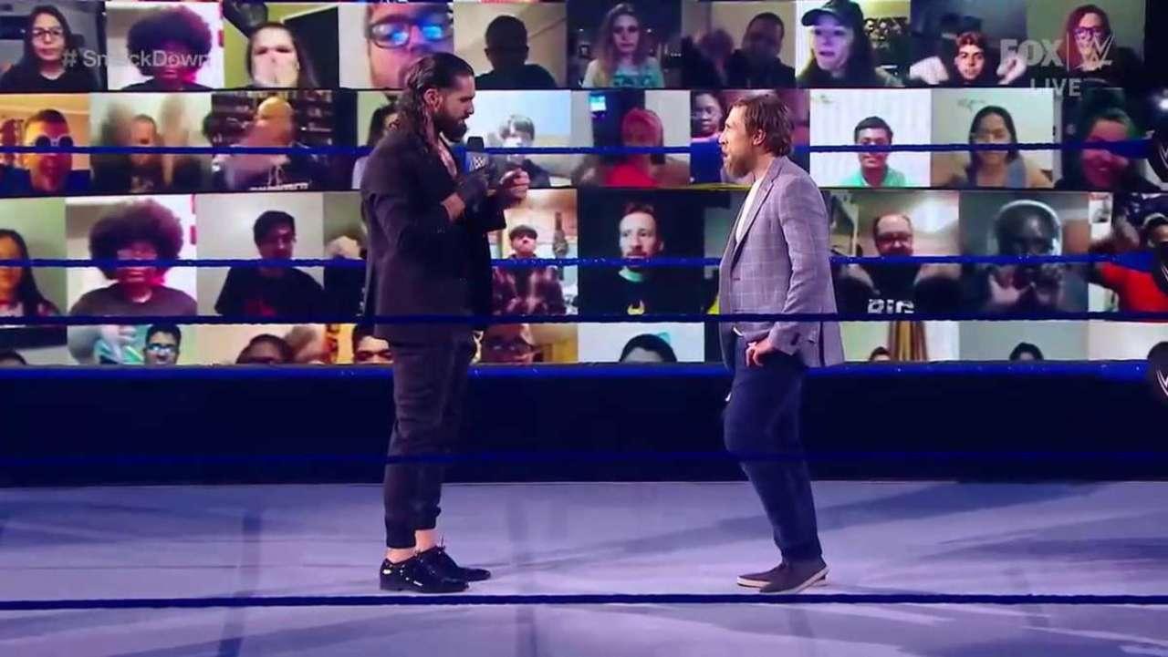 WWE SmackDown: Daniel Bryan Returns, Teases Feud with Seth Rollins