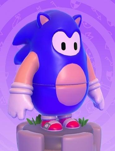 Fall Guys x Sonic 2