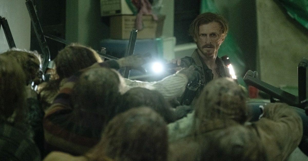Fear the Walking Dead 603 Alaska Dwight Austin Amelio