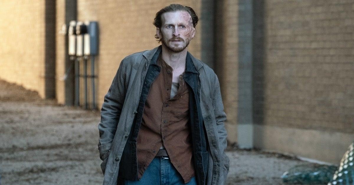 Fear the Walking Dead Dwight Austin Amelio 603 Alaska