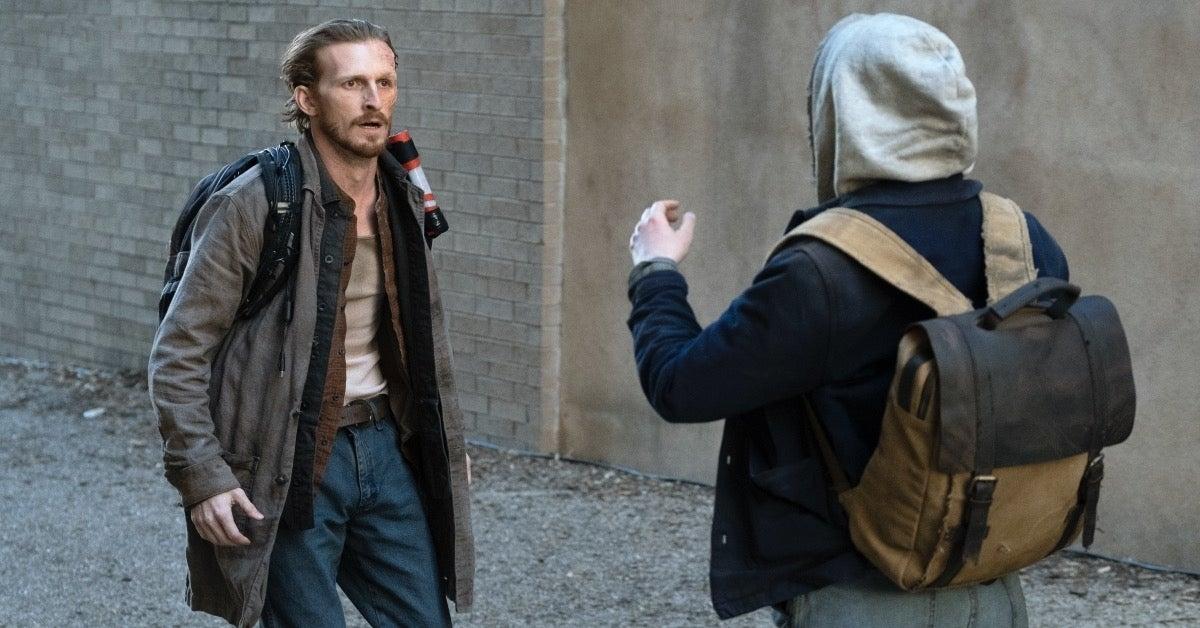 Fear the Walking Dead Dwight Sherry Austin Amelio