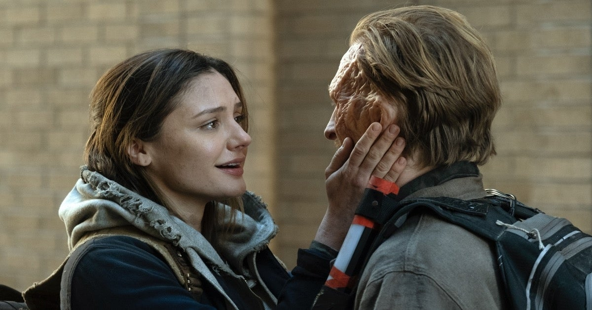 Fear the Walking Dead Dwight Sherry Christine Evangelista Austin Amelio