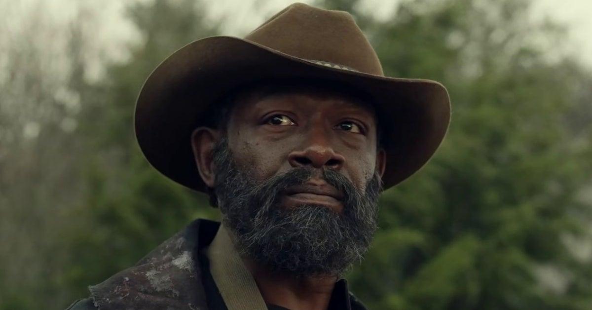 Fear the Walking Dead Morgan Season 6 Lennie James