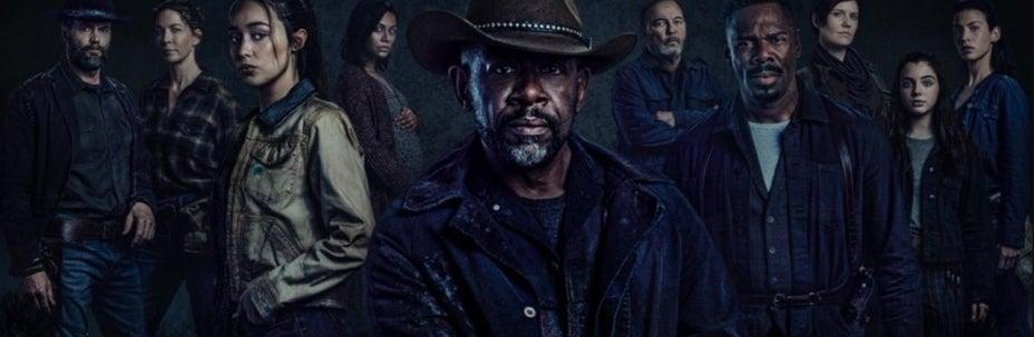 Fear the Walking Dead Season 6 key art