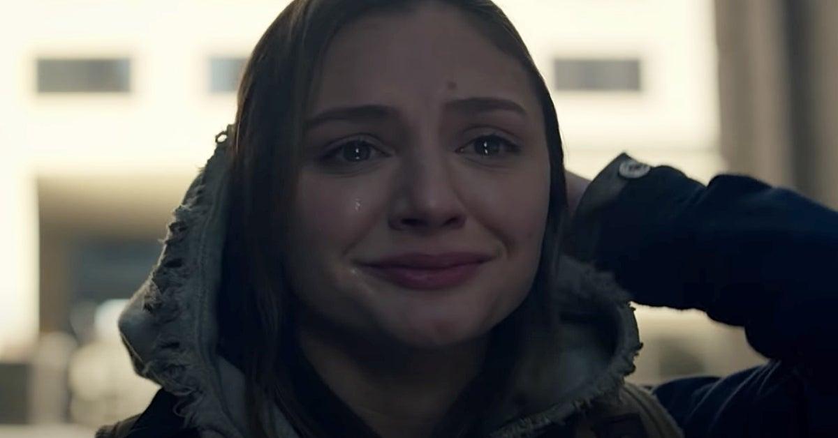 Fear the Walking Dead Sherry returns Christine Evangelista