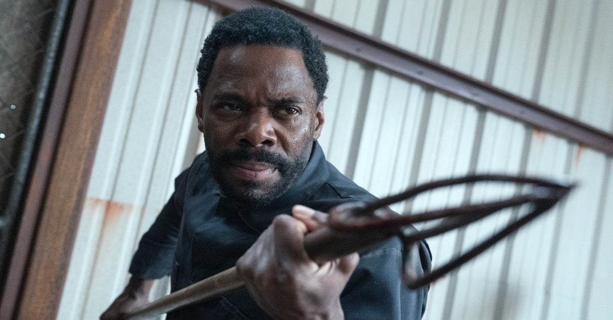 Fear the Walking Dead Victor Strand Colman Domingo