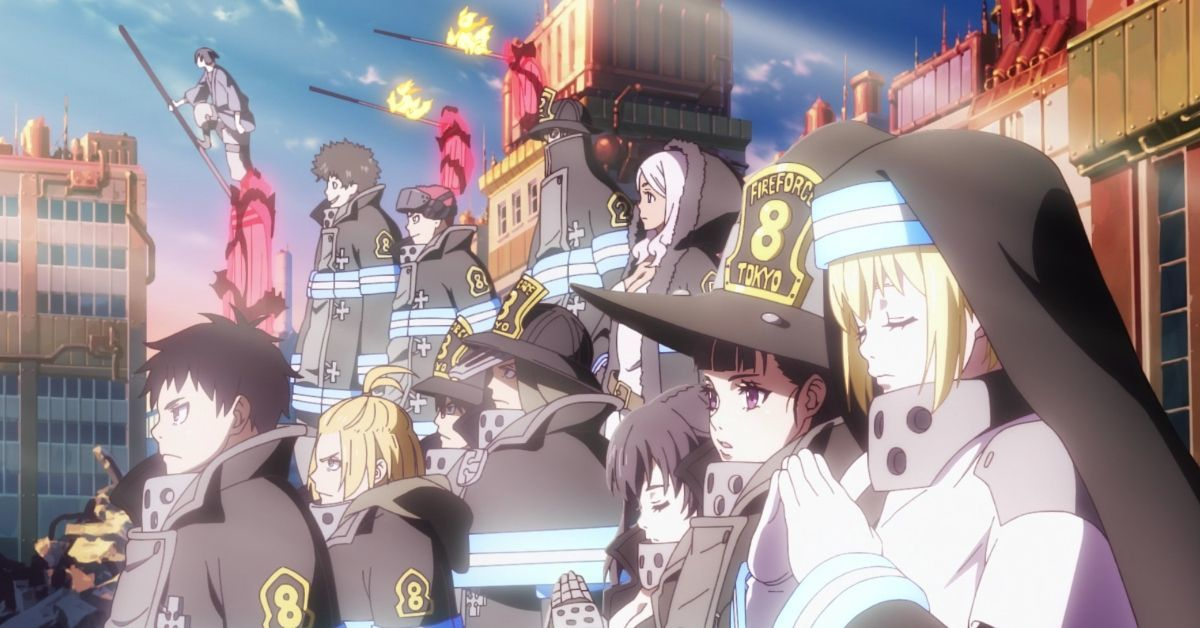 Fire Force Season 2 Opening 2 KANA-BOON