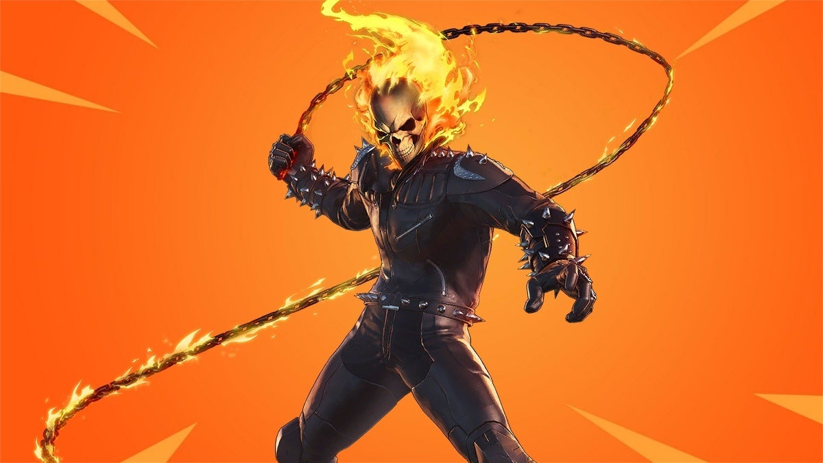Fortnite Ghost Rider