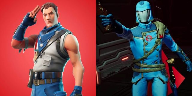 Fortnite GI Joe