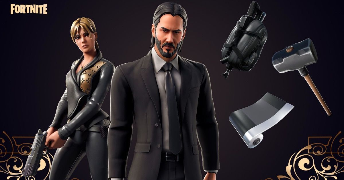 Fortnite John Wick-1