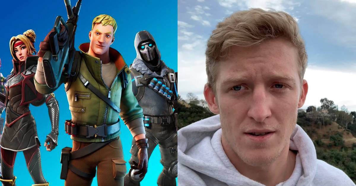 Fortnite Tfue
