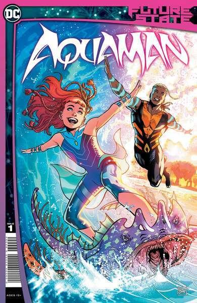 Future State Aquaman 1