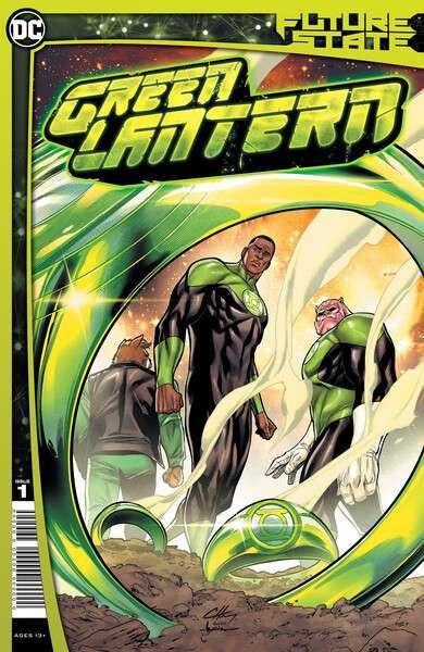 Future State Green Lantern 1