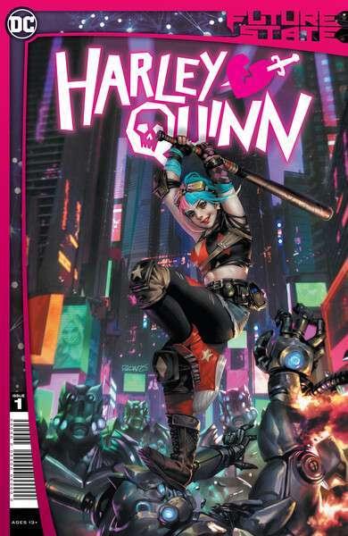 Future State Harley Quinn 1