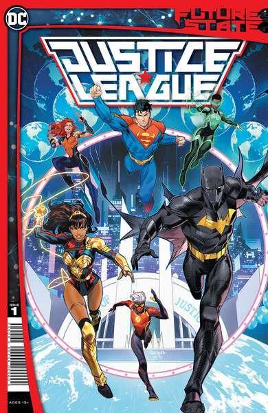 Future State Justice League 1