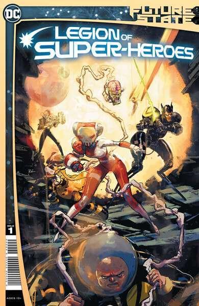 Future State Legion of Superheroes