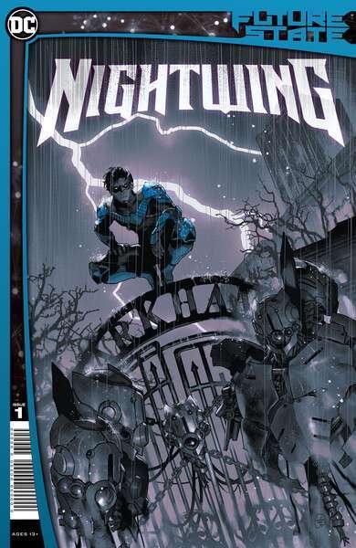 Future State Nightwing 1