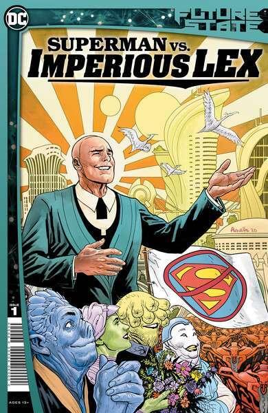 Future State Superman Fs Imperios Lex 1