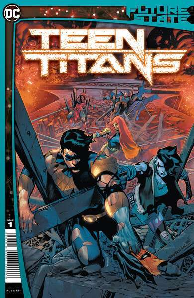 Future State Teen Titans 1